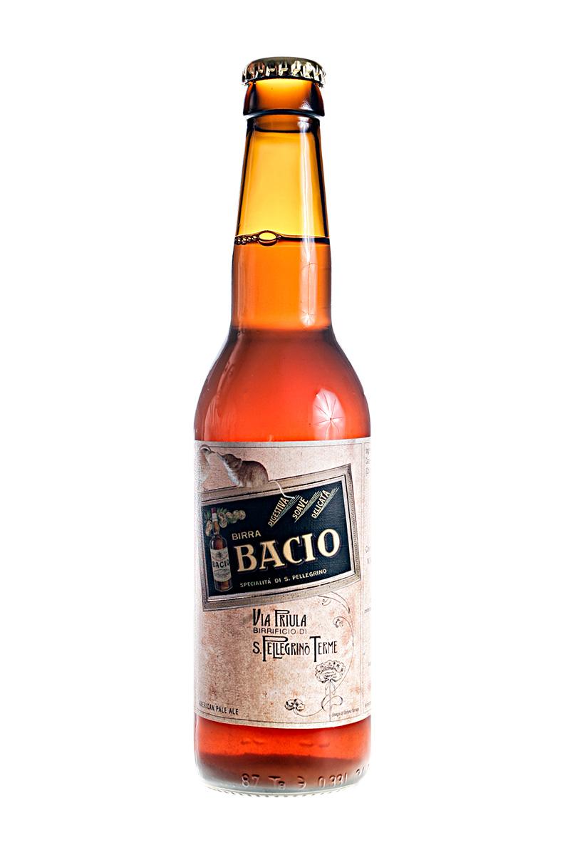 birrificio viapriula – bottiglie – bacio
