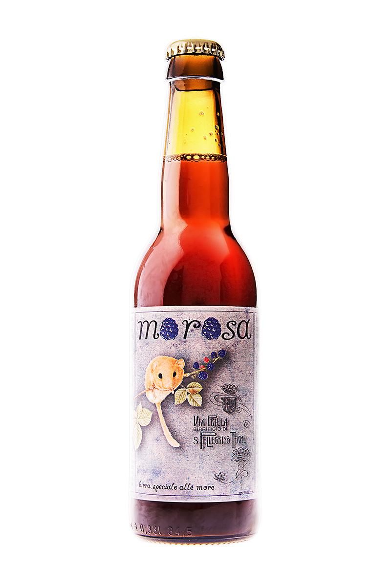 birrificio viapriula – bottiglie – morosa